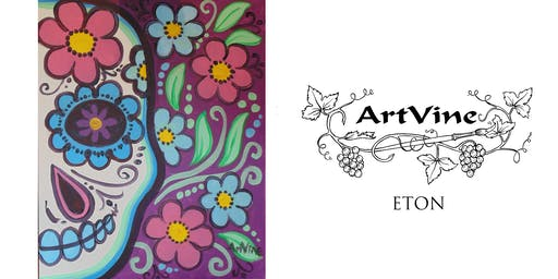 ArtVine, Sip and Paint in Eton, 23rd October 2019