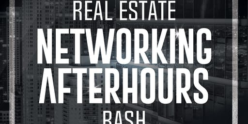 Real Estate Networking Bash