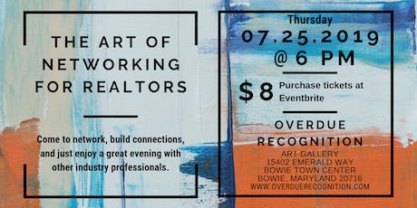 The Art of Networking for Realtors tickets