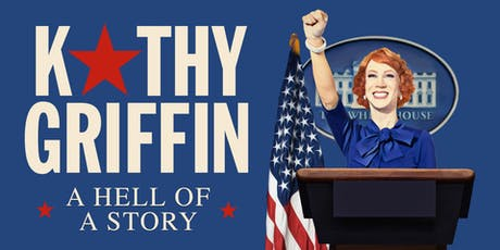 Kathy Griffin: A Hell of a Story - Live Taping tickets