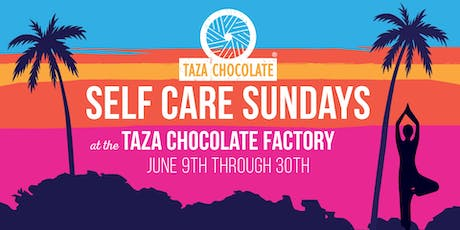 Self-Care Sundays: Cacao and Cardio at Taza Chocolate tickets