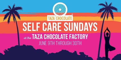 Self-Care Sundays: Cacao and Cardio at Taza Chocolate