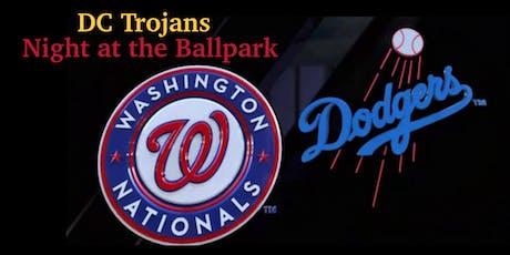 DC Trojans at the Ballpark tickets
