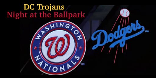 DC Trojans at the Ballpark