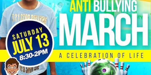 3-2-1 Stopbullying 3rd annual anti bullying march
