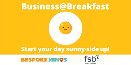 Business@Breakfast tickets