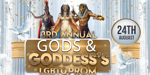 God's and Goddess's : TIGPROM 2019 LGBTQ
