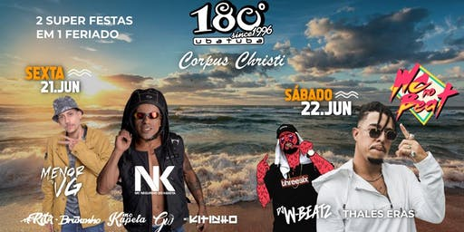 180 Ubatuba - Hip Hop Funk Festival