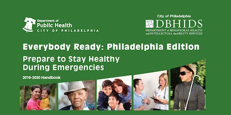 Lunch and Learn: Prepare to Stay Healthy During Emergencies  tickets
