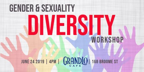 Gender and Sexuality Diversity tickets
