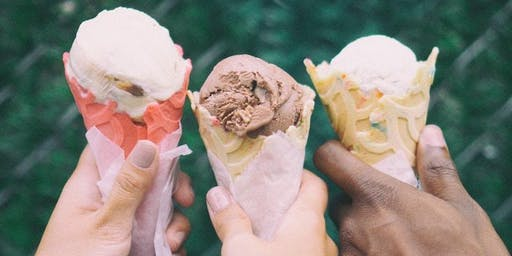 Ice Cream Social at Northern Stacks