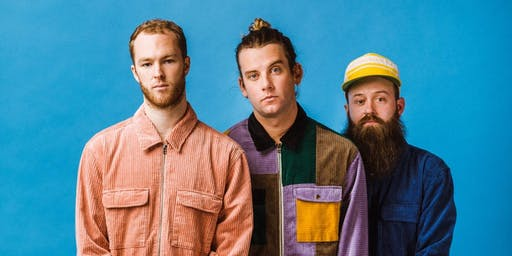 Judah & the Lion  - Pep Talks Worldwide Tour