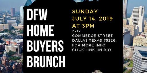 DFW Home Buyer's BRUNCH!