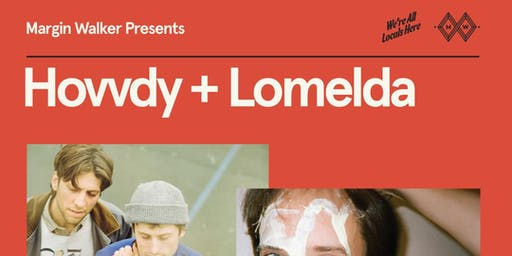 Lomelda + Hvvdy @ Andy's Bar (Venue)