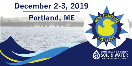 2019 Maine Stormwater Conference tickets