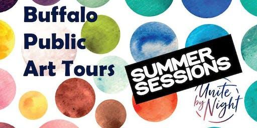 Buffalo Public Art Tour: North Buffalo
