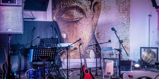 Open Mic Night at The Sangha House 28th June 2019