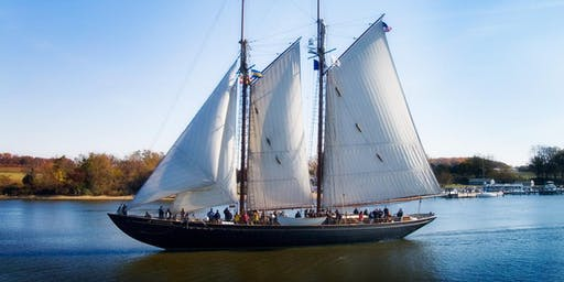 VIRGINIA Downrigging Weekend Sails*, Nov.1-3, 2019