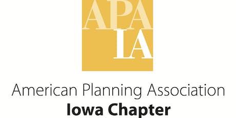APA IA Iowa Cubs Outing tickets