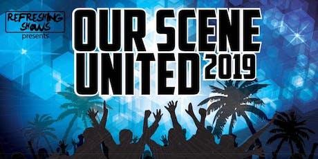 Geist @ Our Scene United tickets
