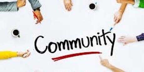 Community Advisory Dinner tickets