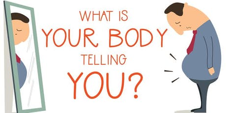 Free Health Seminar: Symptoms: What is Your Body Telling You? tickets