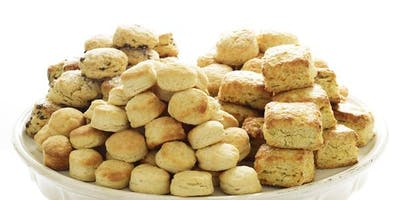 Kids Camp- Biscuits and Scones Class