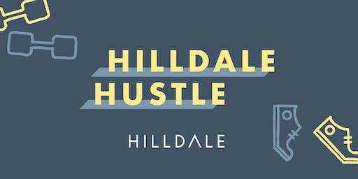 Hilldale Hustle x Barre3