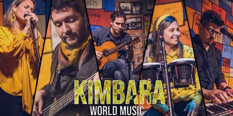Kimbara World Music entradas