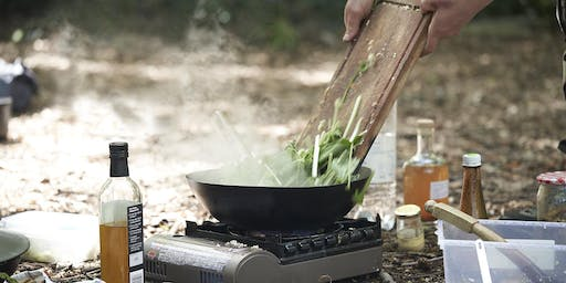 Foraging and wild cooking workshop, Saturday, 6 July 2019