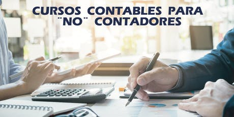 "Cursos Contables Para ""No"" Contadores Julio tickets"