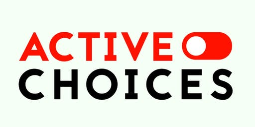 """Active Choices """"Not Another Motivational Speaker"""" Tour"""