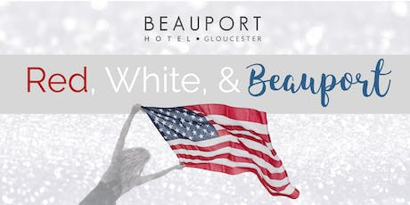 Red, White and Beauport tickets