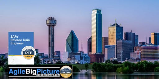 DALLAS - FORTWORTH: SAFe® Release Train Engineer with RTE Certification