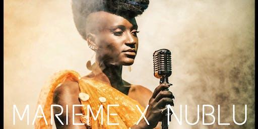 Marieme x Nublu Summer Sessions