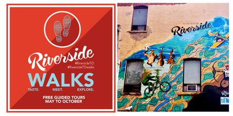 Riverside Public Art Walk tickets