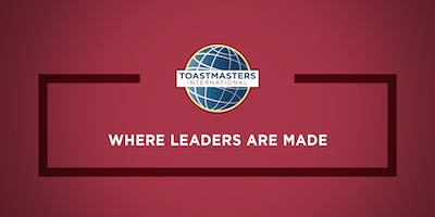 1st round of Toastmasters Club Officer Training. Thunder Bay
