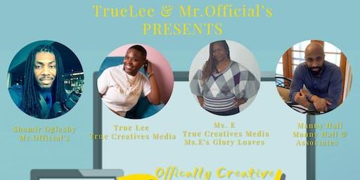 Officially Creative Branding Workshop