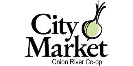 Member Worker Orientation July 29: Downtown Store tickets