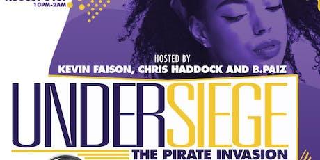 Under Siege The Pirate Invasion tickets