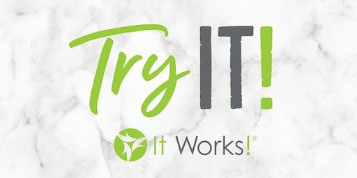 Nashville, TN Try IT Training! With Nashville  Area Leaders