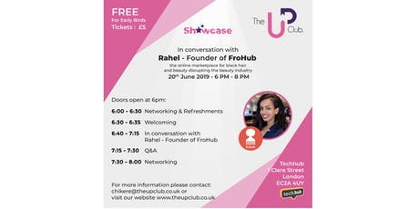 In Conversation with - Rahel Founder of FroHub tickets