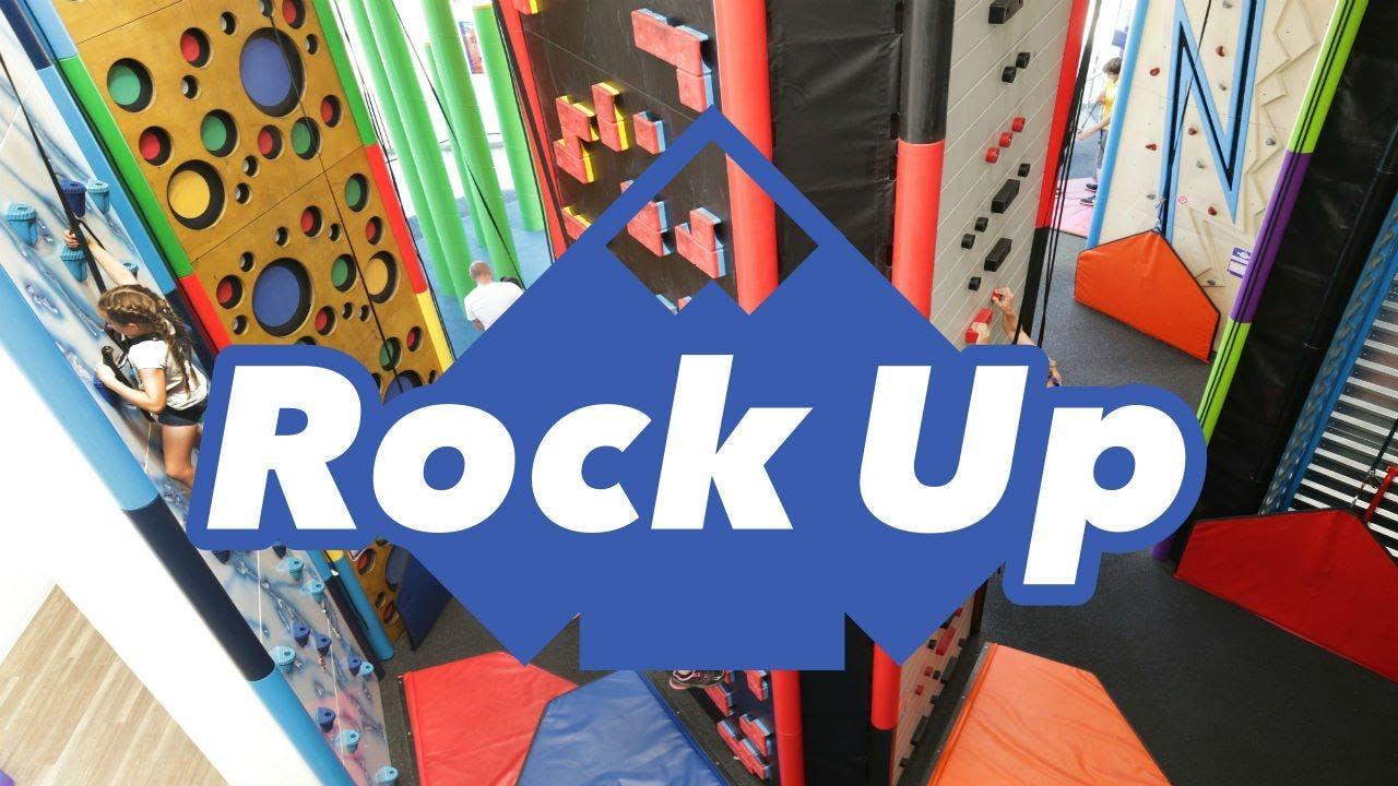 Rock Up Whiteley