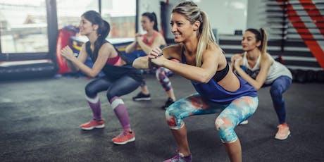Movement & Fitness Class tickets