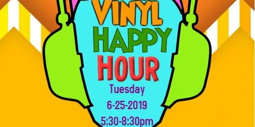 Vinyl Happy Hour
