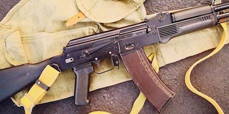 PSC's Quirks of the Kalashnikov tickets