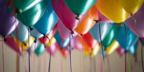 Birthday Stitch Party