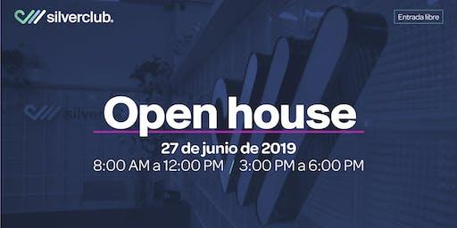 Open House  Silverclub ¡ven y conócenos!