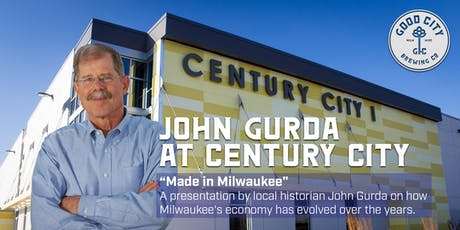 John Gurda at Century City tickets