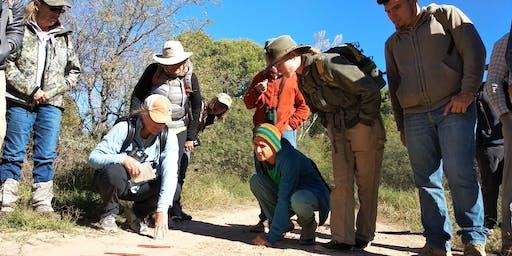 Fall Wildlife Tracking Workshop: 2019